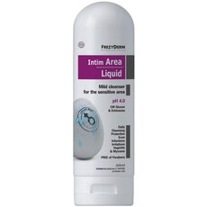 FREZYDERM Intim Area Liquid pH4 Υγρό καθαρισμoύ ευαίσθητης περιοχής κατά την αναπαραγωγική ηλικία 200ml, fig. 1