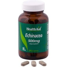 HEALTH AID Echinacea 500mg, 60 Tablets