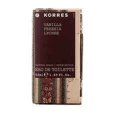 KORRES Γυναικείο Άρωμα Vanilla Freesia Lychee, 50ml, fig. 2