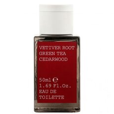 KORRES Ανδρικό Άρωμα Vetiver Root Green Tea Cedarwood, 50ml