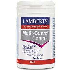 LAMBERTS Multi Guard Control Πολυβιταμίνη 30 Tablets, fig. 1