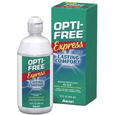OPTI-FREE Express Διάλυμα Απολύμανσης Πολλαπλών Χρήσεων, 355ml