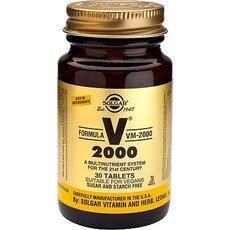 Solgar Πολυβιταμίνη VM-2000 30 Tablets, fig. 1