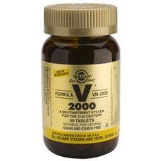 Solgar Πολυβιταμίνη VM-2000 60 Tablets, fig. 1