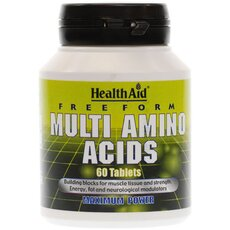 HEALTH AID Multi Amino Acids 60Tabs, fig. 1