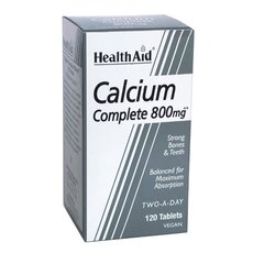 HEALTH AID Calcium 800mg 120Tabs, fig. 1