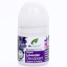 Dr.Organic Organic Lavender Deodorant, 50ml, fig. 1