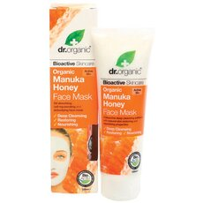 Dr.Organic Organic Manuka Honey Face Mask, 125ml, fig. 1