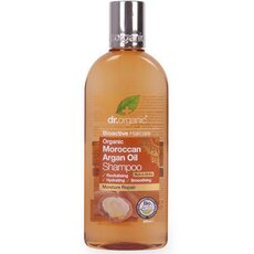 Dr.Organic Organic Moroccan Argan Oil Shampoo, 265ml, fig. 1