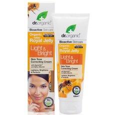 Dr.Organic Organic Royal Jelly Light & Bright Cream 125ml, fig. 1