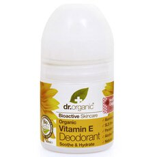 Dr.Organic Organic Vitamin E Deodorant, 50ml, fig. 1