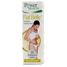 POWER HEALTH Flat Belly Απαλλαγή από Φούσκωμα - Τυμπανισμό 10 Αναβράζοντα Δισκία, fig. 1