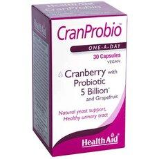 HEALTH AID CranProbio 5 Billion 30 Veg Caps, fig. 1
