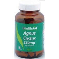 HEALTH AID Agnus Castus 550mg, 60 VegTab