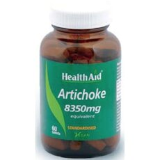 Health Aid Artichoke 8350mg, 60 Vetabs, fig. 1