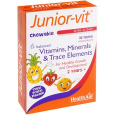HEALTH AID JUNIOR VIT 30Tabs, fig. 1