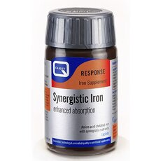 QUEST Synergistic Iron 15mg Enhanced Absorption, 30Tabs