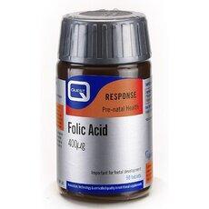 QUEST Folic Acid 400μg Υγιή Εγκυμοσύνη και Εμβρυική Ανάπτυξη 90Tabs, fig. 1