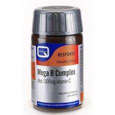 QUEST Mega B Complex Plus 1000mg C, 60Tabs