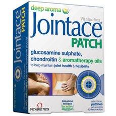 VITABIOTICS Jointace Patch Γλυκοσαμίνη, Χονδροϊτίνη Μινθόλη 8 επιθέματα