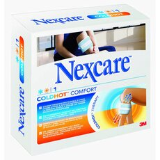 Nexcare ColdHot Comfort 2 Σε 1 Παγοκύστη Και Θερμοφόρα 1 Τεμάχιο 26.5cm X 10cm, fig. 1