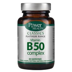 POWER HEALTH Vitamin B50 Complex 30s, fig. 1