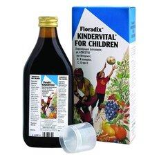 POWER HEALTH Kindervital Παιδικές Πολυβιταμίνες Για την Άμυνα του 'Οργανισμού 250ml, fig. 1