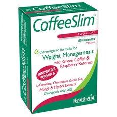 HEALTH AID Coffee Slim Άυξηση Μεταβολισμού 60Caps, fig. 1
