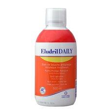 ELGYDIUM Eludril Daily Mouthwash Καθημερινό Στοματικό Διάλυμα κατά της Πλάκας 500ml, fig. 1