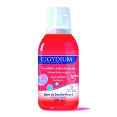 ELGYDIUM JUNIOR Καθημερινό στοματικό διάλυμα με Φθόριο για παιδιά 500ml, fig. 1