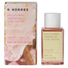 KORRES Γυναικείο Άρωμα Bellflower Tangerine Pink Pepper, 50ml