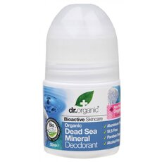 Dr.Organic Dead Sea Mineral Deodorant 50ml, fig. 1