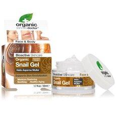 Dr.Organic Organic Snail Gel 50ml, fig. 1