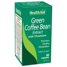 HEALTH AID Green Coffee Bean Extract 60Caps, fig. 1