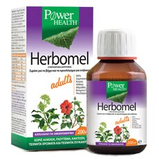 POWER HEALTH Σιρόπι Herbomel Adults 200ml, fig. 1