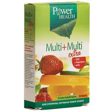 POWER HEALTH Multi + Multi Extra Πολυβιταμίνη 30s, fig. 1