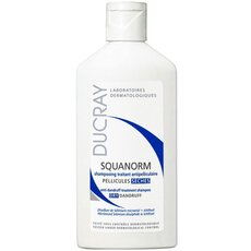 DUCRAY Shampooing Squanorm ξηρή πιτυρίδα 200ml