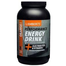 LAMBERTS Energy Drink Ενεργειακό Ρόφημα Υδατανθράκων σε Σκόνη 1000gr