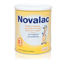 Novalac 3 για Παιδιά απο το 1ο Έτος, 400gr, fig. 1