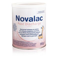 Novalac Post Discharge για Πρόωρα & Ελλειποβαρή Βρέφη, 350gr, fig. 1