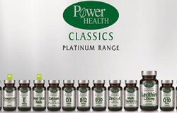 POWER HEALTH CLASSICS PLATINUM RANGE
