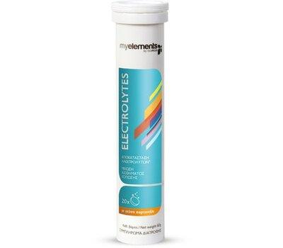 MyElements Electrolytes 1000mg 20 αναβράζοντα δισκία